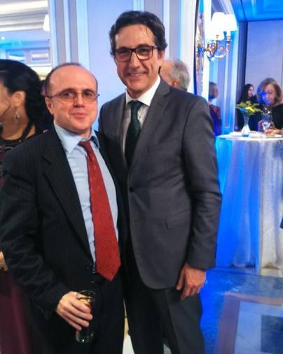 El diputado del Congreso por Valencia y miembro del Programa Unesco Ruta de la Seda, D. José María Chiquillo.