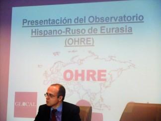Acto de presentación de OHRE